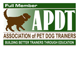 Association of Pet Dog Trainers - Full Member